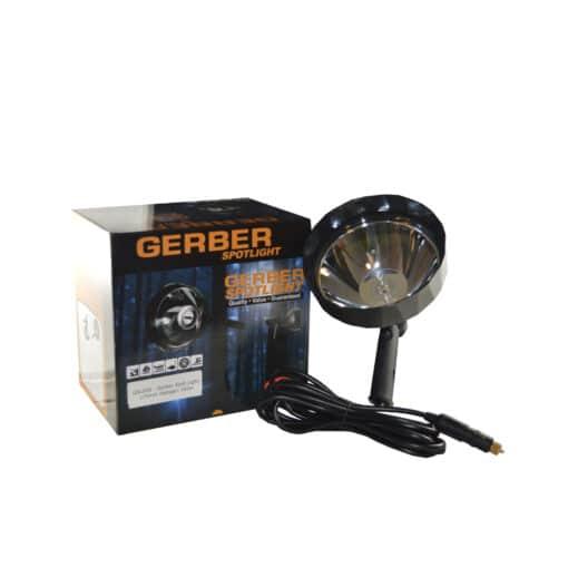 Gerber Spot Light 75mm Halogen 100w