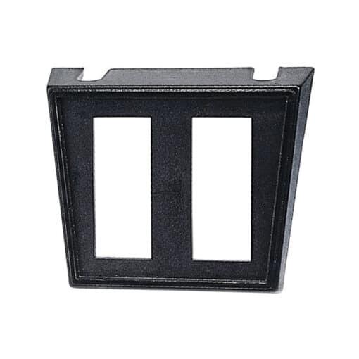 Narva Dual Slot Switch Panel 62045BL
