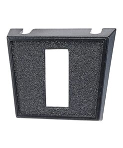 Narva Single Slot Switch Panel 62045BL