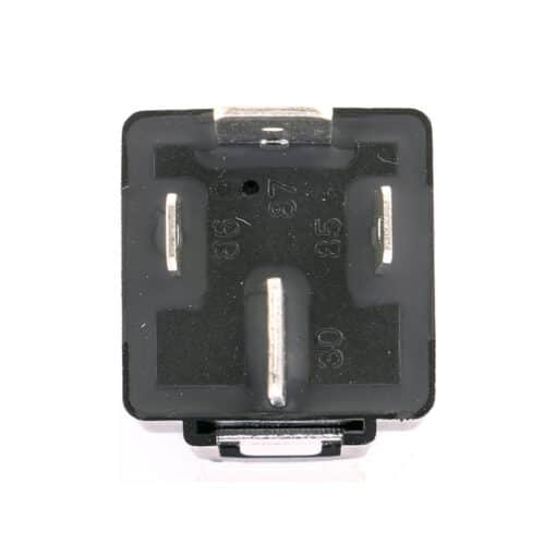OEX Mini Relay 12V Normally Open 70A - Resistor Protected - ACX1944RBL Back