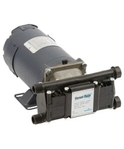 Pentair Hypro 2150P-D39DC Versa-Twin Diaphragm Pump