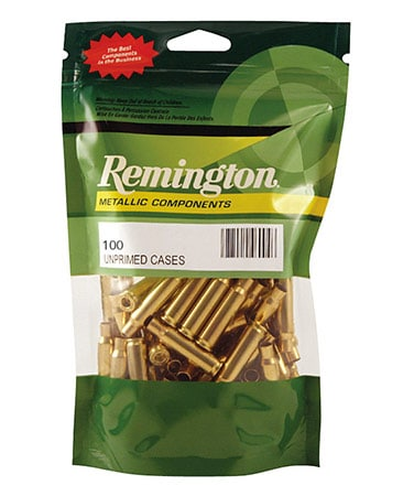 Remington Unprimed Brass Shells