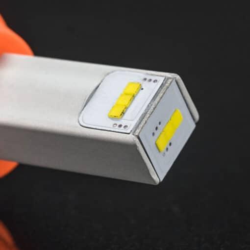 STEDI 1,000 Lumen T20 7443 7440 W21 5W Reverse LED Upgrade Closeup 3