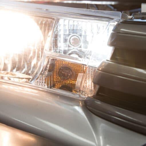 STEDI 2 Pack T20 7443 W215W Wedge LED Light Dual Filament Parker Demo