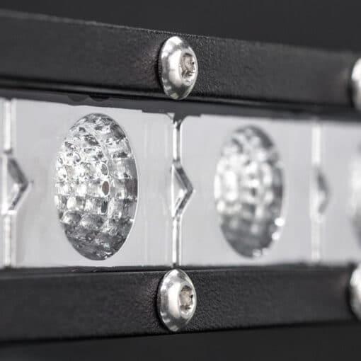 STEDI Micro ST3520 7.3inch 18W Cree LED Flood Bar Closeup 2