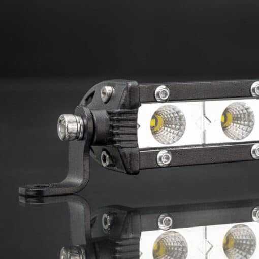 STEDI Micro ST3520 7.3inch 18W Cree LED Flood Bar Closeup 5