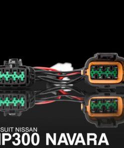 STEDI Nissan Navara NP300 Piggy Back Adapter