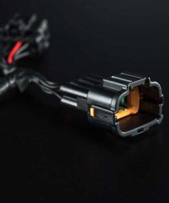 STEDI Nissan Navara NP300 Piggy Back Adapter Closeup 2