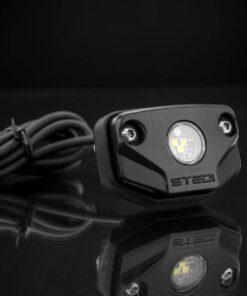 STEDI Surface 6 LED RGB Rock Lights Closeup 2