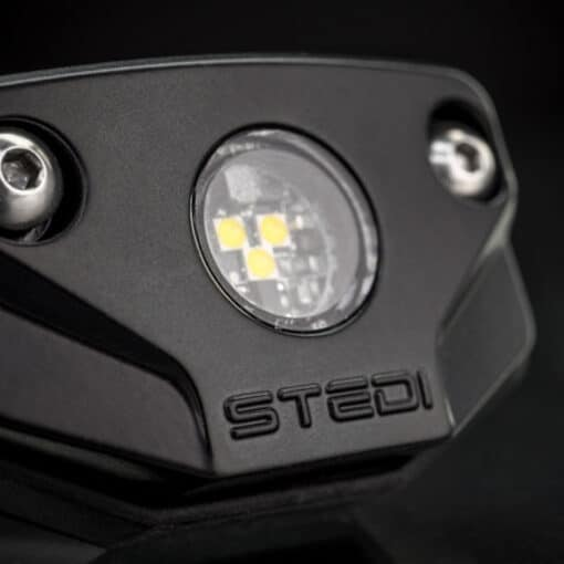 STEDI Surface 6 LED RGB Rock Lights Closeup