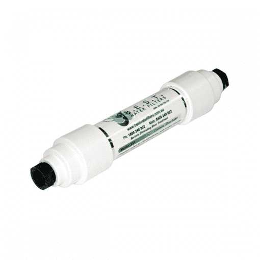 B.E.S.T INLINE WATER FILTER - 1 2 inch FEMALE BSP ENDS