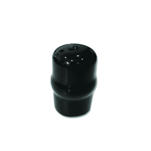 CAMEC 000848 Towball Cover Hard Black