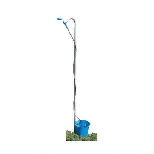 Supa Peg 8' Shower Pole