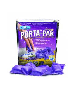 WALEX PORTA-PAK EXPRESS - 15 SACHETS - LAVENDER