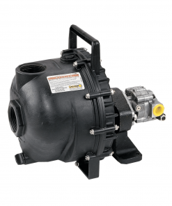 """Banjo Poly 2"""" Wet Seal Pump with 12 HP Hydraulic Motor"""