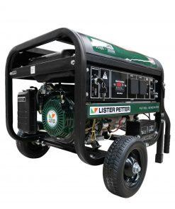 3.5 kVA Lister Petter Portable Generator with E-Start